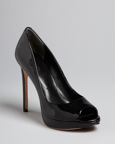 Rachel Roy Peep Toe Platform Pumps - Daphne High Heel