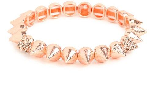 Rose Ice Cone Bracelet