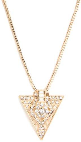 Gold Shakti Pendant