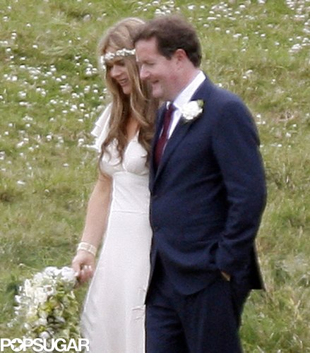 Piers Morgan married Celia Walden in England in June 2010.