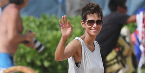 Halle Berry Is Pregnant With Second Child!