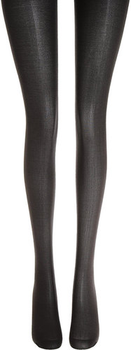 Wolford Velvet De Luxe 50 Tights - Anthracite