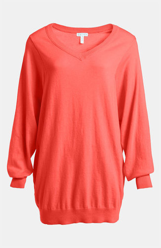 Leith Oversize Dolman Sleeve Pullover