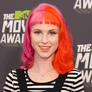 Haley Williams Hair | MTV Movie Awards 2013