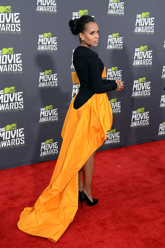Kerry Washington at the MTV Movie Awards.