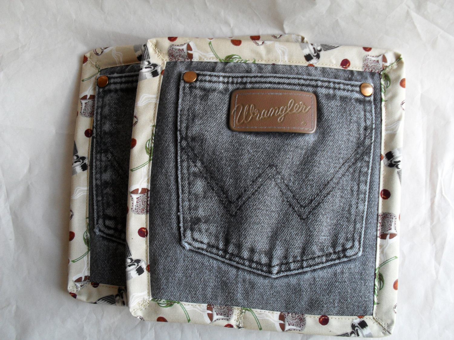 Denim pot holders 221 upcycling ideas that will blow for Jeans upcycling ideas