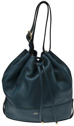A.P.C. Bleau Sac bucket bag
