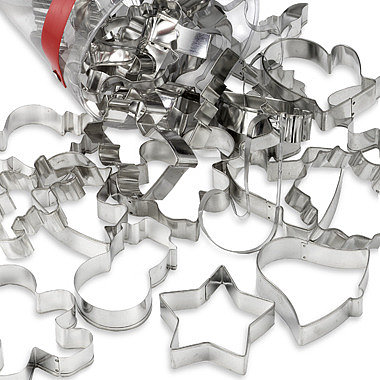 Wilton Holiday Cookie Cutter Set