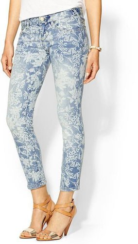 Free People Hawaiian Floral Skinny