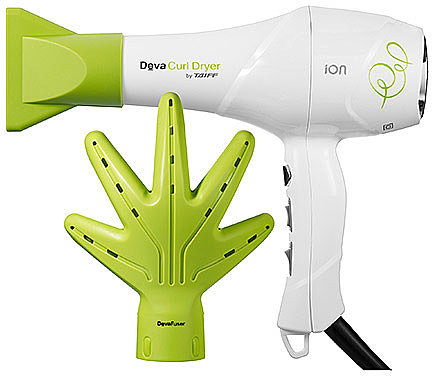 DevaCurl Dryer & DevaFuser