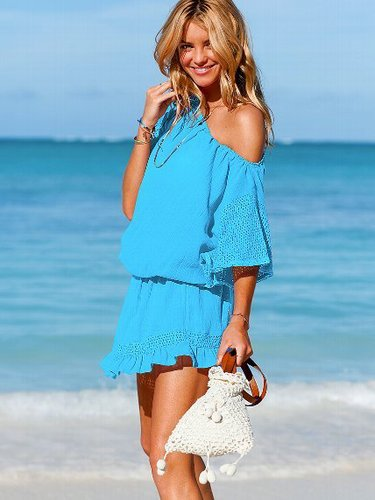 Beach Sexy Cover-up Dress