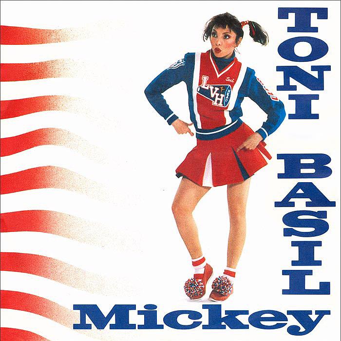 """""""Mickey"""" by Toni Basil"""