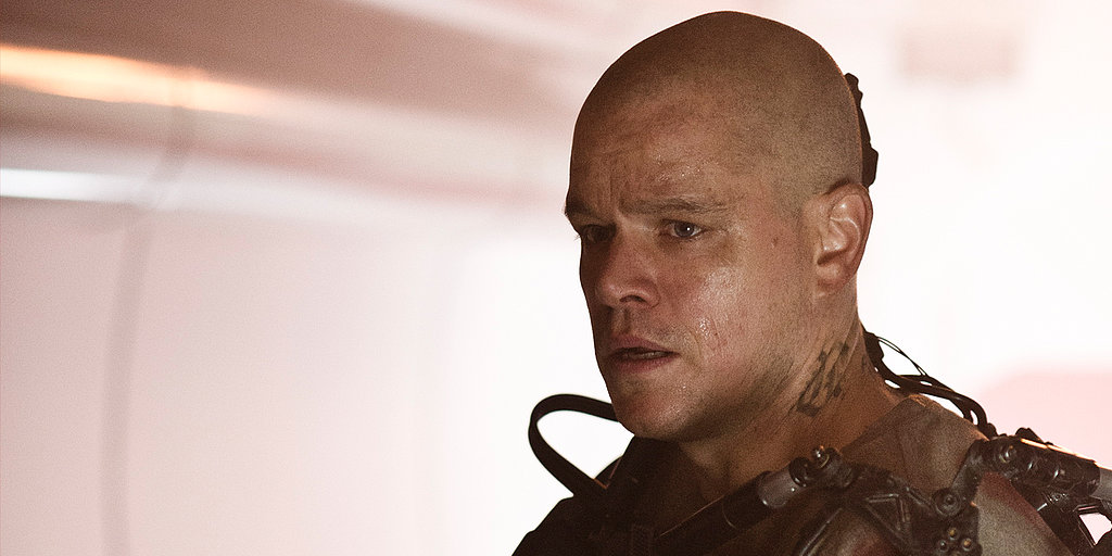 Elysium Trailer: Matt Damon Is a Warrior of the Future