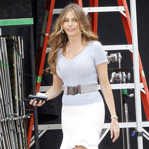 Sofia Vergara and Jason Statham Filming The Heat | Pictures