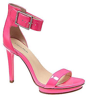 Calvin Klein Vivian Platform Sandals