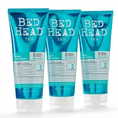 Bed head by tigi 3-pk. urban antidotes recovery conditoner set