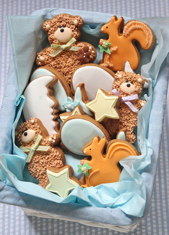 Baby's Favorite Things Cookies