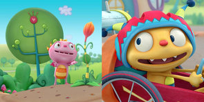 Henry Hugglemonster Debuts on Disney Junior April 15