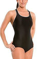 Speedo Aquatic Xtra Life Lycra Plus Size Conservative Ultraback Swimsuit