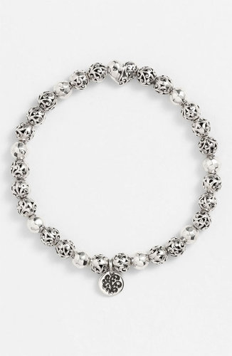 Lois Hill 'Classics' Bead Stretch Bracelet