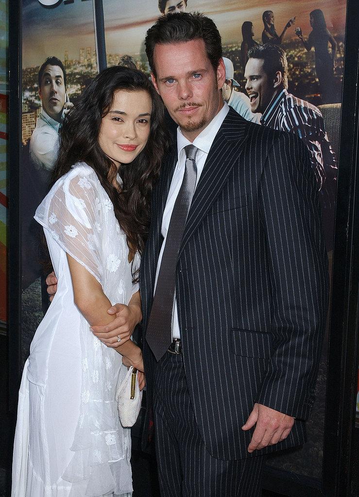 Kevin Dillon and Jane Stuart