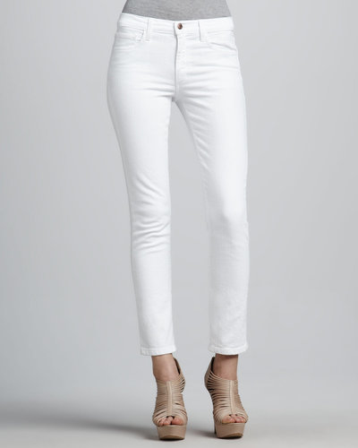 Joe's Jeans Straight Ankle Cropped Jeans