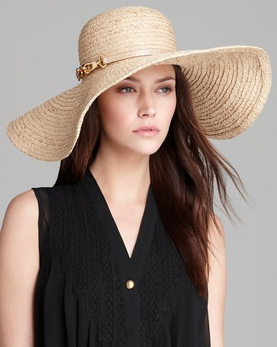 Rachel Zoe Straw Sun Hat