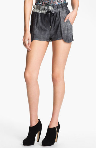 Rebecca Minkoff 'Mika' Leather Shorts