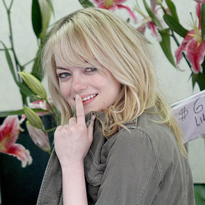 Emma Stone Pictures on NYC Set of Birdman