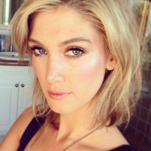 Delta Goodrem With Short Hair
