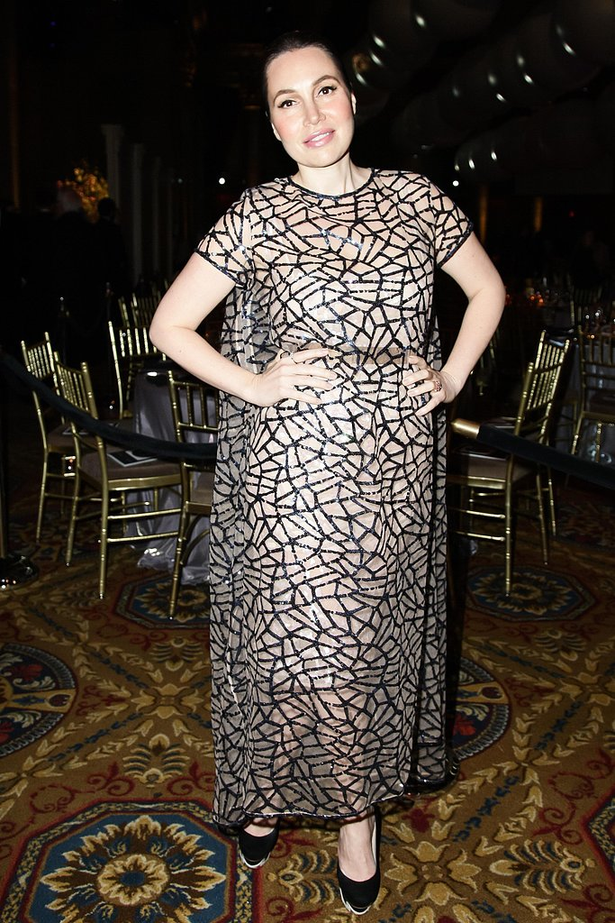 Fabiola Beracasa wore Dior at the New Museum Spring Gala in New York. Photo: Neil Rasmus/BFAnyc.com