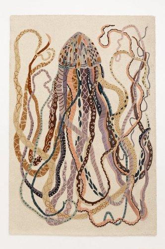 Tufted Jellyfish Rug