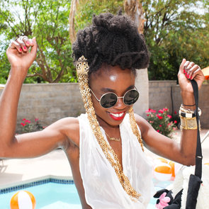 Coachella Hair and Makeup 2013 | Pictures