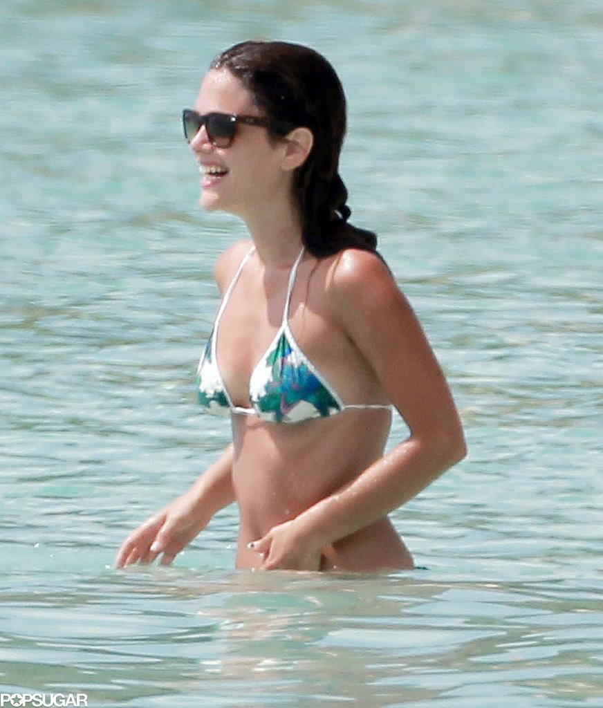 Rachel Bilson Rocks a Bikini For Beach PDA and Fun With Shirtless Hayden