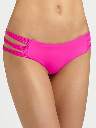 MIKOH SWIMWEAR Velzyland Multi-String Bikini Bottom