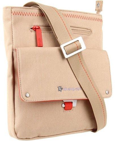Sherpani - Skeet Medium Cross Body Bag (Latte) - Bags and Luggage