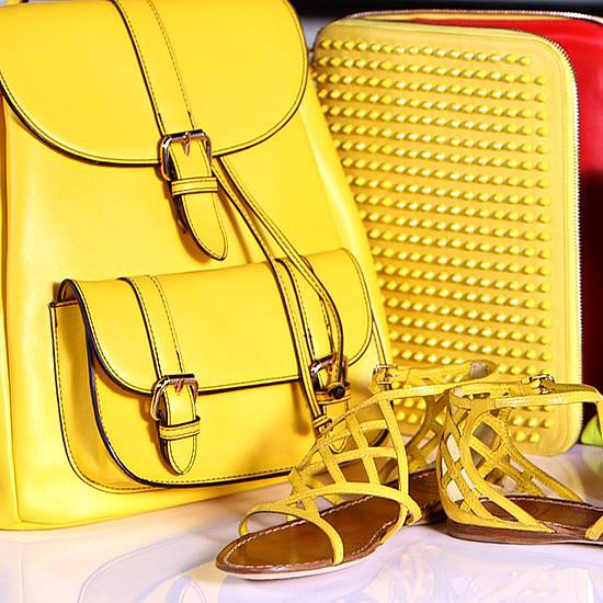 Best Yellow Accessories For Spring 2013 | Video