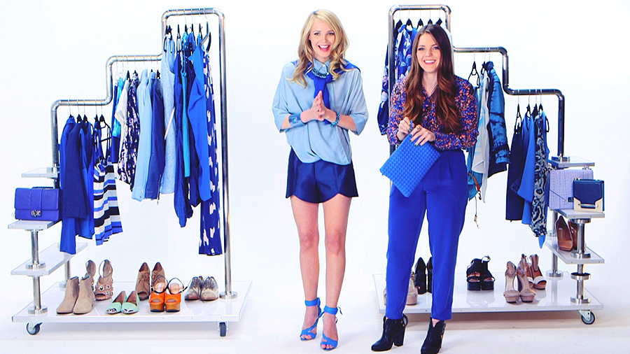 Currently Trending: All Things Blue
