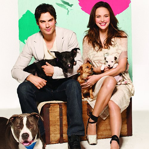 Ian Somerhalder and Josie Maran Earth Day Collaboration