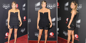 Jennifer Aniston Glams Up in Dior and Talks About Her Wedding Dress!
