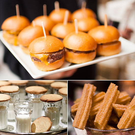 15 Late-Night Bites to Serve at Your Wedding