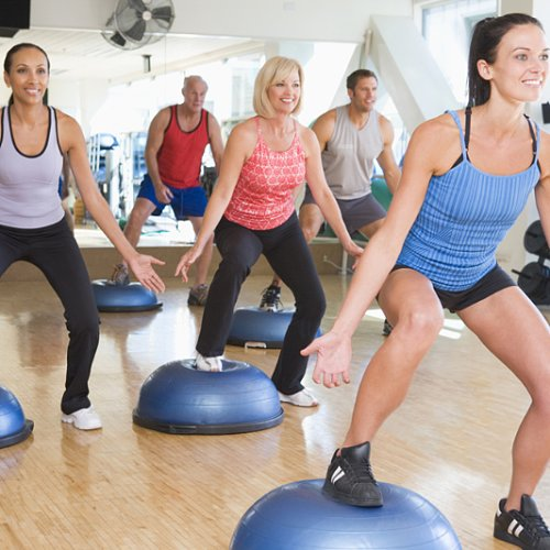 How Group Exercise Burns More Calories