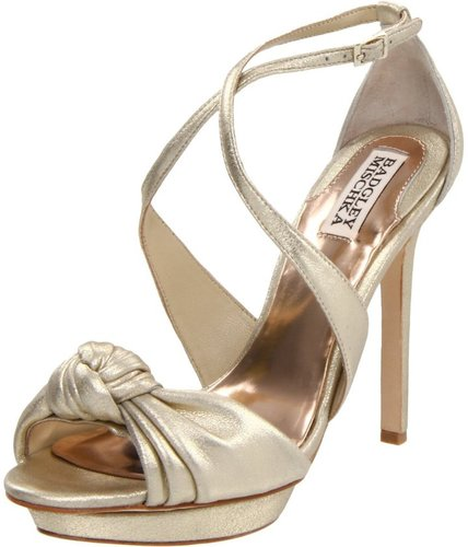 Badgley Mischka Women's Wallis Platform Sandal