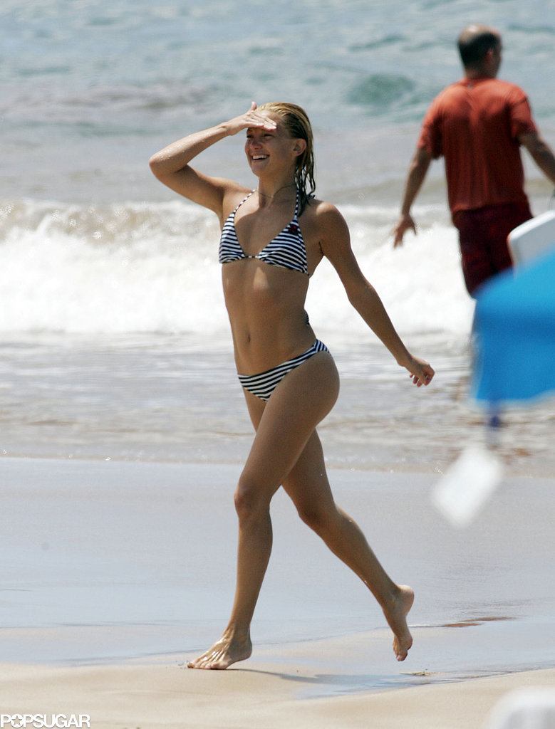 Kate had a lot of laughs with friends while visiting Hawaii in September 2006.