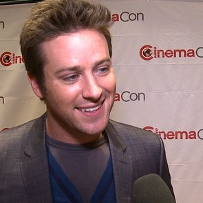 Armie Hammer Interview at CinemaCon 2013 | Pictures