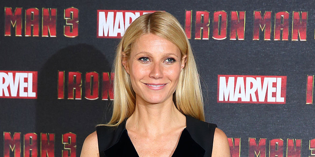 Try This At Home: Gwyneth Paltrow Channels Christian Dior's Simplistic Pre-Fall Hair