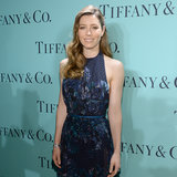Gwyneth Paltrow Tiffany Blue Book Ball Video 2013