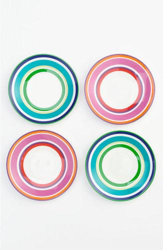 Kate Spade New York 'say The Word' Tidbits Plates (Set Of 4)