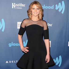 Drew Barrymore at GLAAD Media Awards 2013