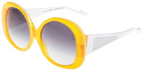 Courrèges Jackie O sunglasses